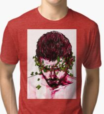 No Words Tri-blend T-Shirt