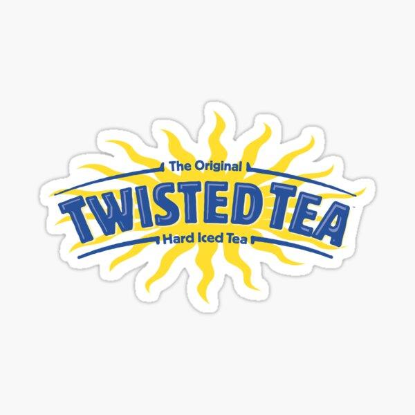 Twisted tea Sticker