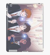 The Golden Trio in the Great Hall iPad Case/Skin