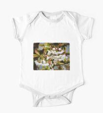 Flower Art - Apple Blossoms Kids Clothes