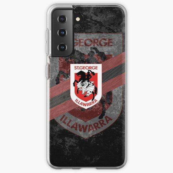 St. George Illawarra Dragons Samsung Galaxy Soft Case