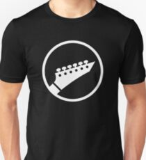 Headstock Rock - Metal Unisex T-Shirt