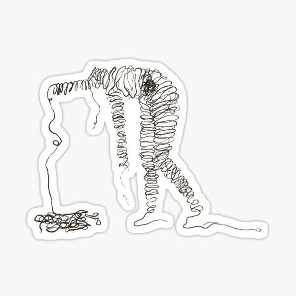 Detachment Sticker