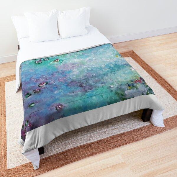 Water Lilies Comforter