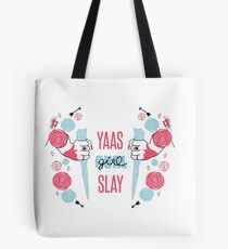 Buffy The Vampire Slayer- Girl Power Tote Bag