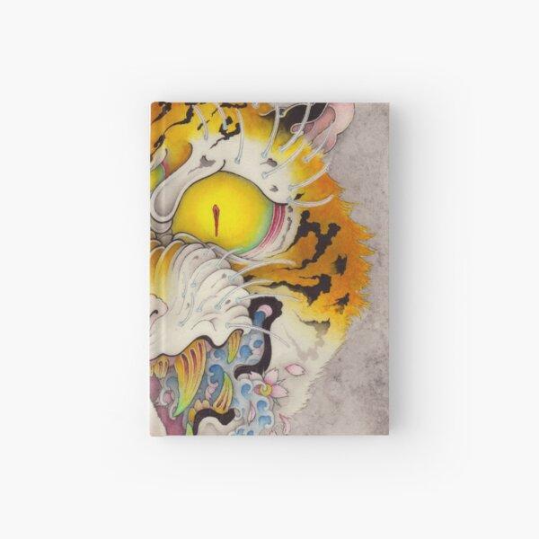 TIGER FACE Cloud and Wave, SAKURA Hardcover Journal