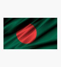flag of bangladesh Photographic Print