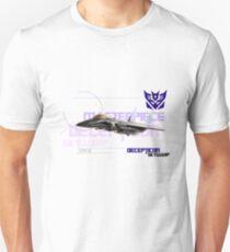 Transformers G1 Skywarp Unisex T-Shirt
