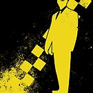 Black Leather Yellow Leather: Invert by strangethingsA