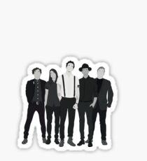 themaine Sticker