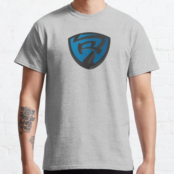 Route 7 Orlando - Black and Blue Shield  Classic T-Shirt