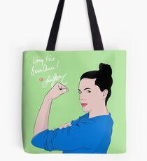 Long live Swan Queen! Tote Bag