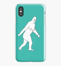 THE JERSEY DEVIL - X FILES FOX MULDER iPhone Case/Skin