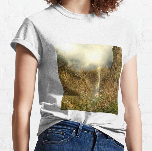 Mount Buffalo Gorge after rain Classic T-Shirt