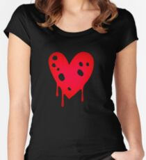 Dominator Women's Fitted Scoop T-Shirt