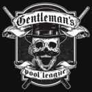 Gentleman's Pool League by ZugArt