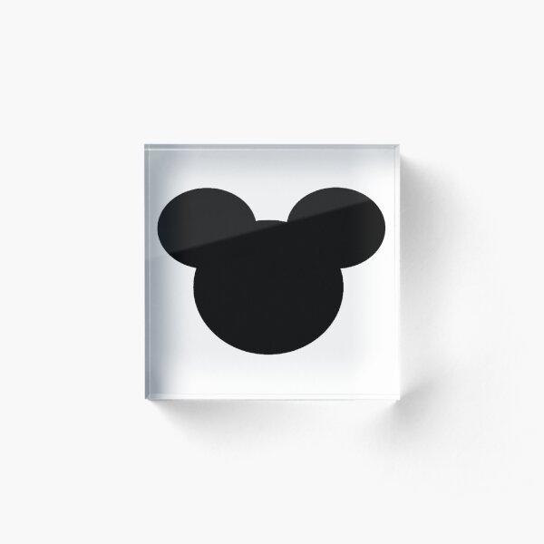 Tapis de souris d'anime Bloc acrylique
