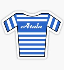 Retro Jerseys Collection - Atala Sticker