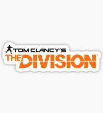 The Division logo Sticker