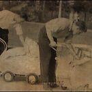 daddies 1957 by fuxart