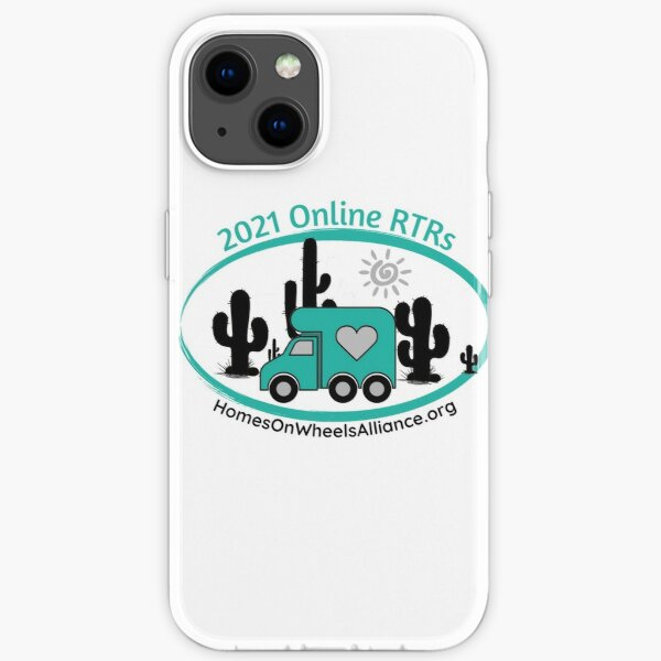 2021 Online Rubber Tramp Rendezvous iPhone Soft Case