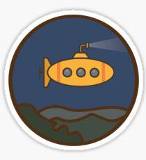 Submarine: Water Series  Sticker
