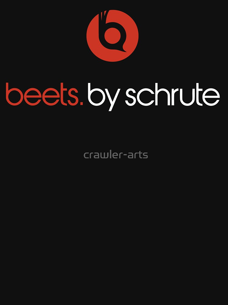 TShirtGifter presents: Beets By Schrute | Unisex T-Shirt