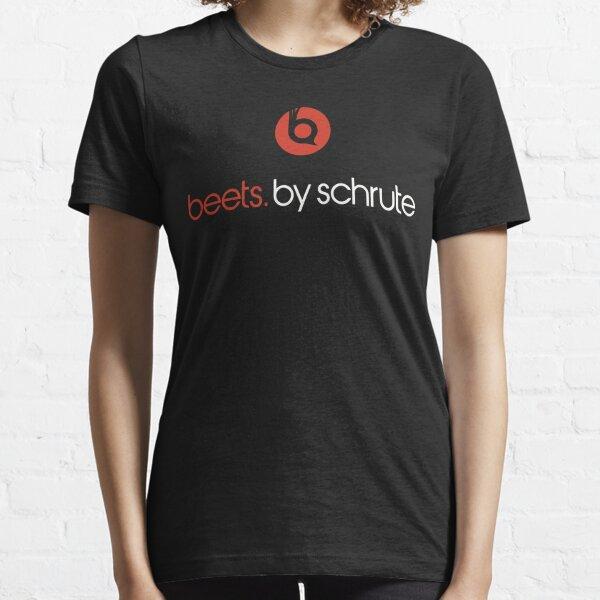 Betteraves par Schrute T-shirt essentiel