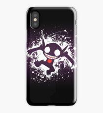 Sableye Splatter iPhone Case