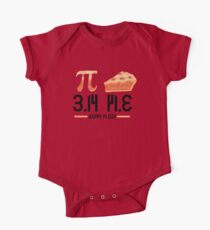 Happy Pi Day Kids Clothes