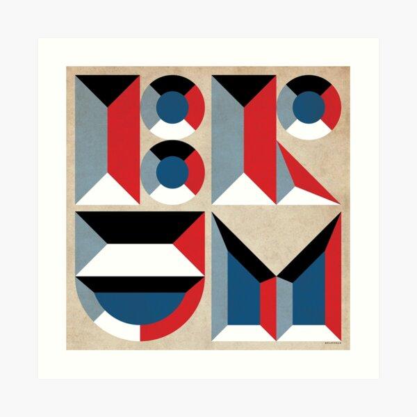 BRUM71 Art Print