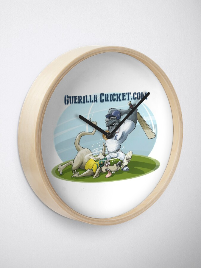 Alternate view of GC Ashes  Clock