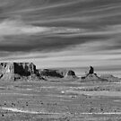 Monument Valley by eclectic1