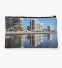 Reflections of Life On The Beach Studio Pouch