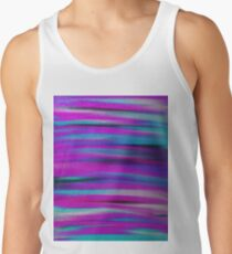 Tranquility ABSTRACT Tank Top