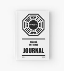 Dharma Initiative Products Hardcover Journal