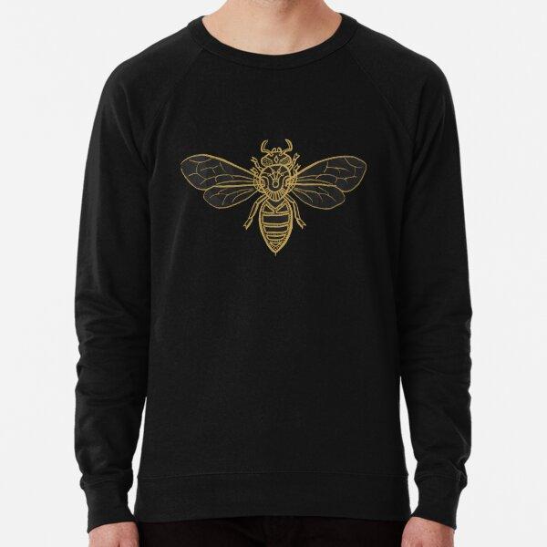 Mandala Bees Lightweight Sweatshirt
