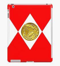 Mighty Morphin Pokémon Rangers - Red Tyrantrum iPad Case/Skin