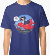 Dog of Wisdom Classic T-Shirt