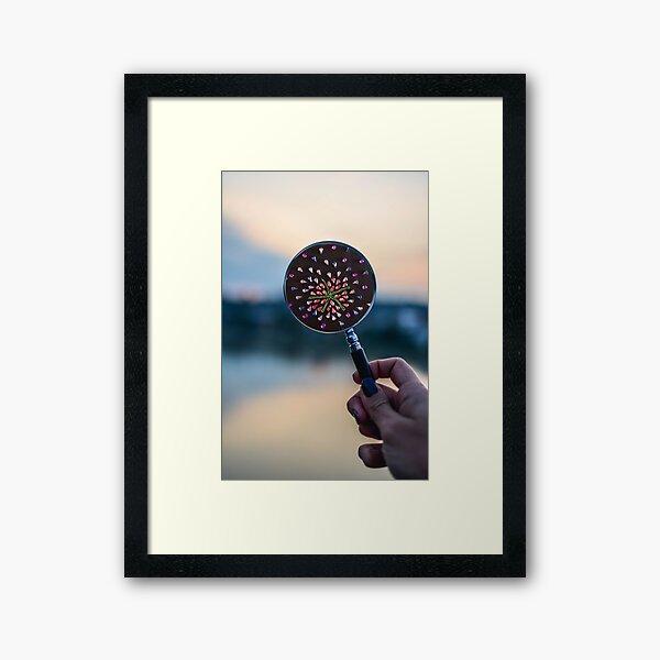 Soothing Sunrise Framed Art Print