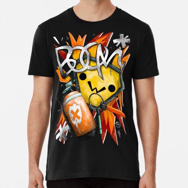 BOOM Raze Camiseta premium