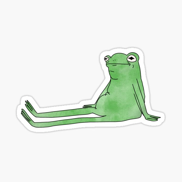 toad Sticker