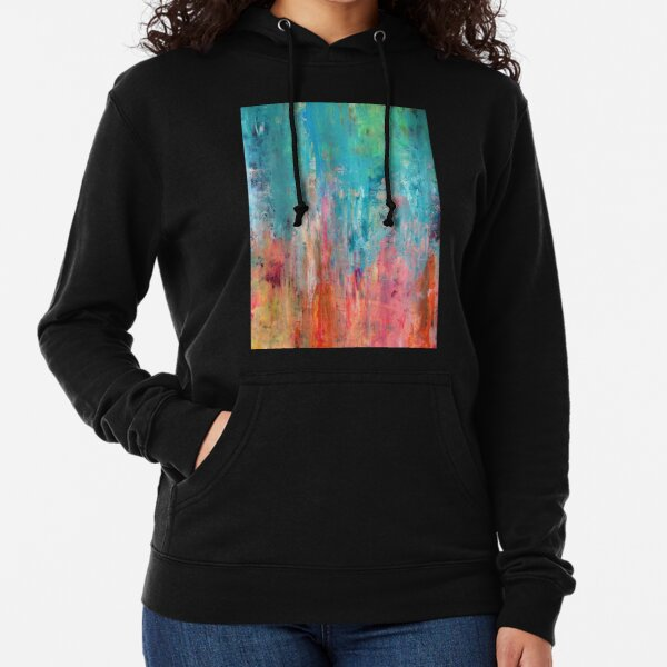 """Reaction"" by Margo Humphries Lightweight Hoodie"
