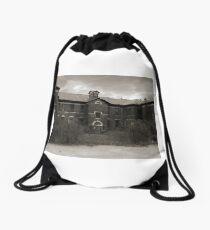 Abandoned Hospital Drawstring Bag