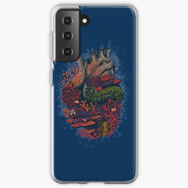 heart of the sea Samsung Galaxy Soft Case