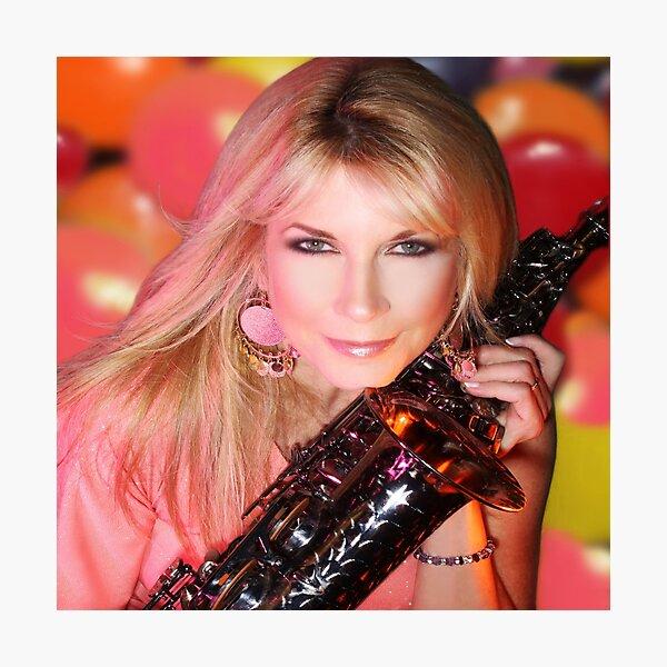 Paula Atherton's Ear Candy! Photographic Print