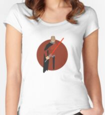 Darth Malak  Women's Fitted Scoop T-Shirt