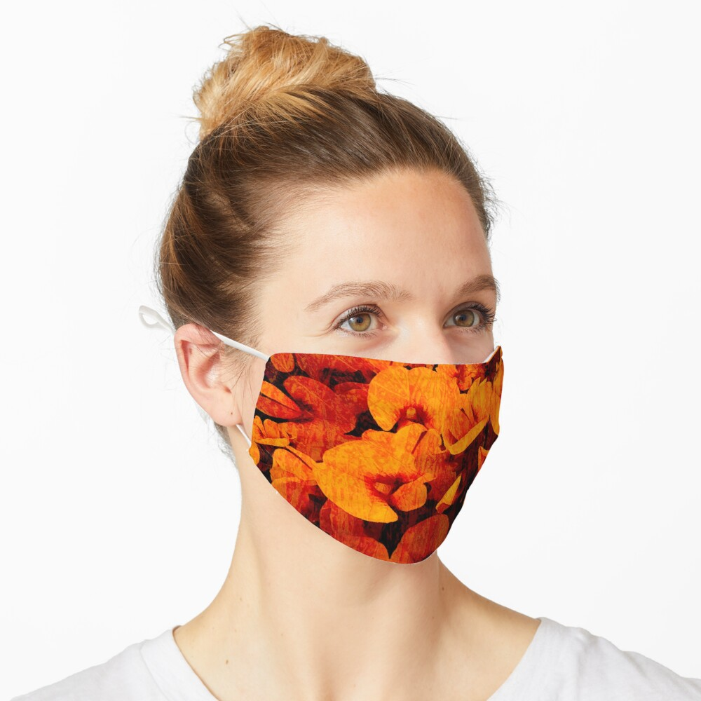Wild Pea Mask
