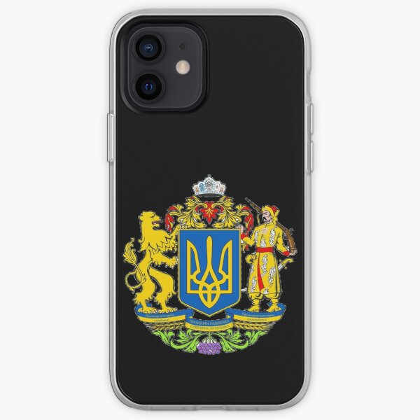 Ukraine is a large country in Eastern Europe iPhone Soft Case