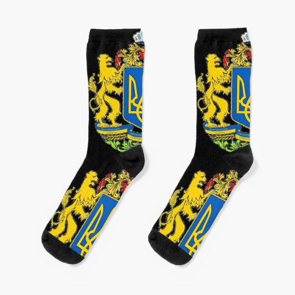 Ukraine is a large country in Eastern Europe Socks